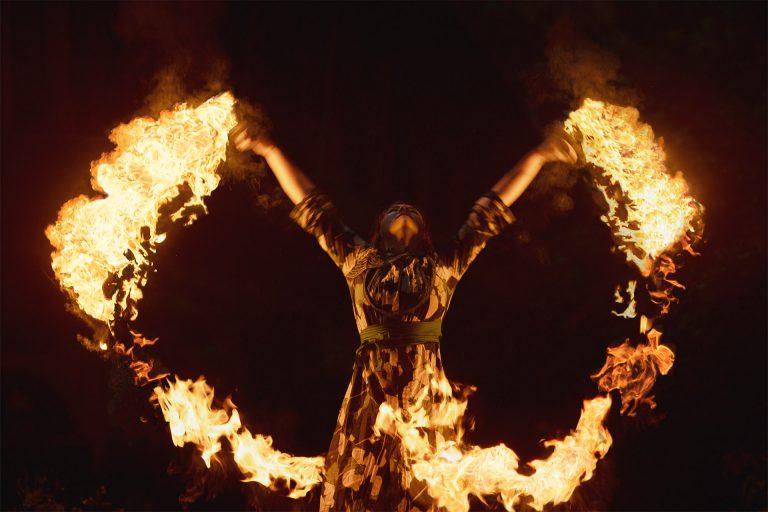 Lyco Effekte für Duo Feuershow in Marbach am Neckar in Stuttgart, Esslingen, schorndorf, Heilbronn, Waiblingen, Freiburg im Breisgau